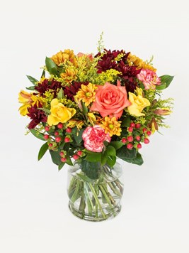 Arrangements: Bright Country Vase Arrangement